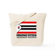 Arapaho Flag Tote Bag
