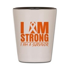 Multiple Sclerosis Strong Shot Glass