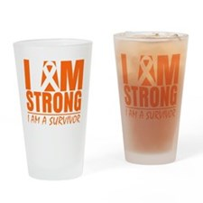 Multiple Sclerosis Strong Drinking Glass