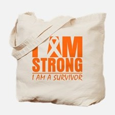Multiple Sclerosis Strong Tote Bag