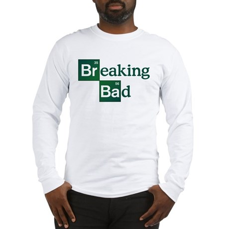 breaking bad apparel Long Sleeve T-Shirt