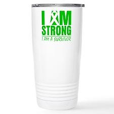 Kidney Disease Strong Travel Mug