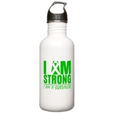 Kidney Disease Strong Water Bottle