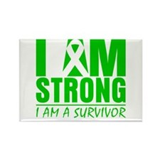 Kidney Disease Strong Rectangle Magnet