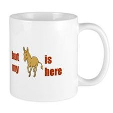 St. Louis Homesick Small Mug