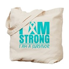 Interstitial Cystitis Strong Tote Bag