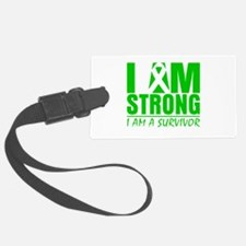 Gastroparesis Strong Luggage Tag