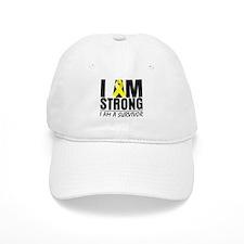 Endometriosis Strong Baseball Baseball Cap