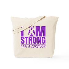 Crohns Disease Strong Tote Bag