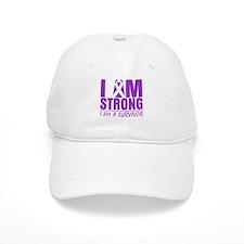 Crohns Disease Strong Baseball Cap