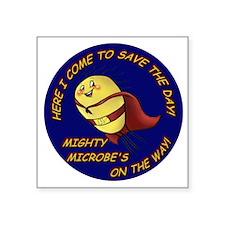 Mighty Microbe! Sticker