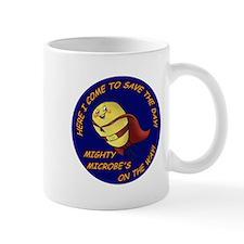 Mighty Microbe! Mugs