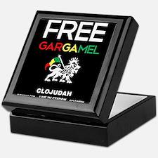 CLOJudah Free Gargamel Keepsake Box