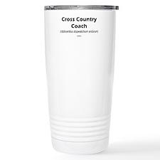 Unique Running coach Travel Mug