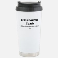 Cute Track runners Travel Mug
