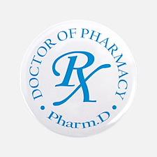 "Pharmacist 3.5"" Button"