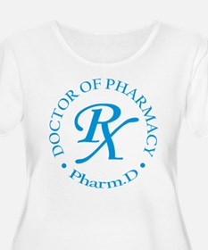 Pharmacist Plus Size T-Shirt