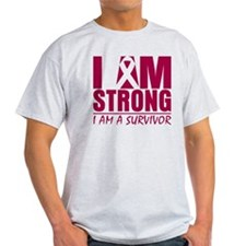 Brain Aneurysm Strong T-Shirt