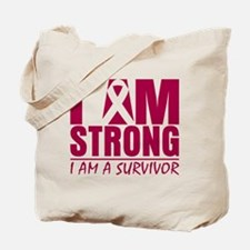 Brain Aneurysm Strong Tote Bag