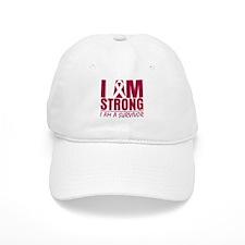 Brain Aneurysm Strong Baseball Baseball Cap