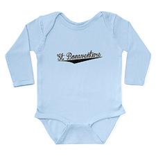 St. Bonaventure, Retro, Body Suit