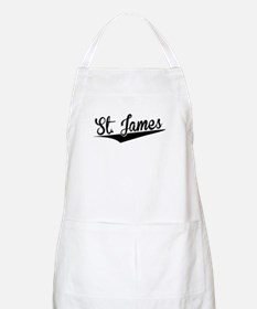 St. James, Retro, Apron