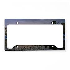 Stormy Brilliance License Plate Holder