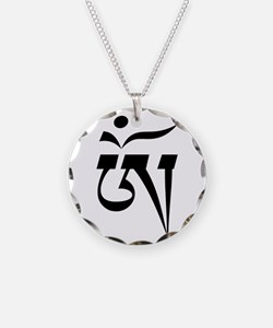tibetanaum.png Necklace