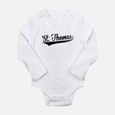 St. Thomas, Retro, Body Suit