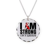 Aplastic Anemia Strong Necklace