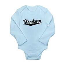 Stansbury, Retro, Body Suit