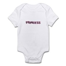 Princess. Infant Bodysuit