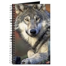 Funny Wolf Journal