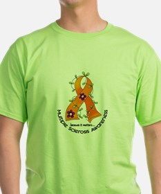 Unique Multiple sclerosis T-Shirt