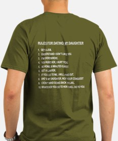 T shirt rules dating daughter