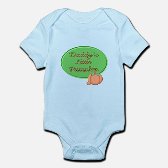 Daddys little pumpkin.png Body Suit