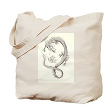 Yeouiju (The Dragons Orb) Tote Bag