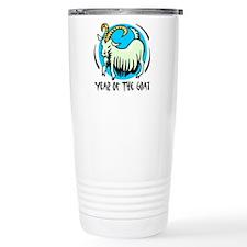 Yr of Goat b Travel Mug