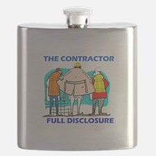 The Contractor Full Disclosure Flask