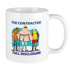 The Contractor Full Disclosure Mugs