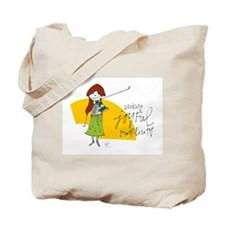 Seeking Joyful Simplicity Tote Bag