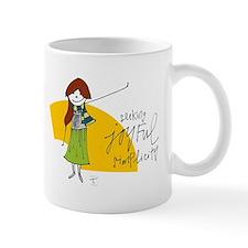 Seeking Joyful Simplicity Mugs