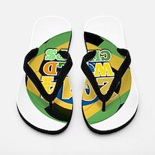 2014 World Champs Ball - Bra Flip Flops