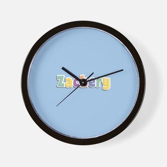 Zachery Spring14 Wall Clock