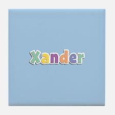 Xander Spring14 Tile Coaster