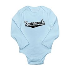 Sunnyvale, Retro, Body Suit