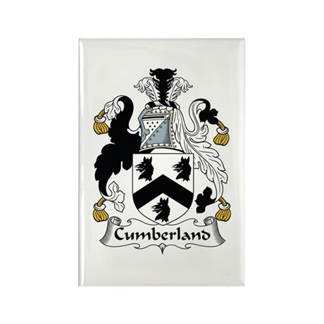 Cumberland Rectangle Magnet (10 pack)