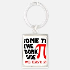 Come to the Dork Side Keychains
