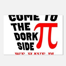 Come to the Dork Side Postcards (Package of 8)