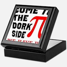 Come to the Dork Side Keepsake Box